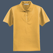 Ladies' Polytech Mesh Insert Polo