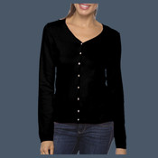 Ladies' Stretch Everyday Cardigan Sweater